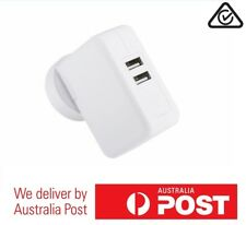 Dual USB Super Fast Wall Charger 2.1A for iPhone iPad - Very High Quality!