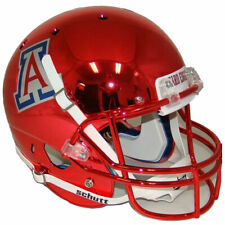 ARIZONA WILDCATS CHROME SCHUTT XP FULL SIZE REPLICA FOOTBALL HELMET