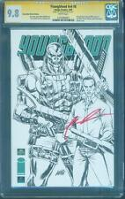 Youngblood 8 CGC SS 9.8 Rob Liefeld President Obama Top 1 Sketch Variant