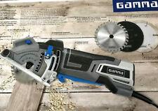 Mini Handkreissäge Tauchsäge Laser Kapp- und Gehrungssäge Fliesenschneider GAMMA