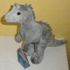 Jurassic World Dinosaur Gray Plush Toy 9""