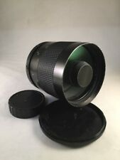 Tamron SP 500 mm 1:8 zoom lens telephoto lens for Nikon film SLR camera (433)