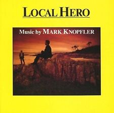 MARK KNOPFLER LOCAL HERO SOUNDTRACK HDCD CD NEW
