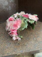 Cecile New York Original Pink Floral Hat