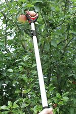 More details for darlac telescopic easy reach large fruit tree apple/pear picker  - dp116