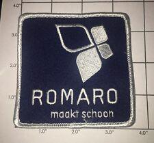 Romaro Patch - maakt schoon
