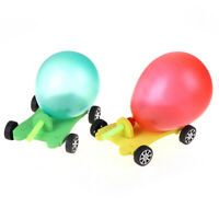 Children Science Educational Balloon Power Car Model Handmade Diy TNSIJ