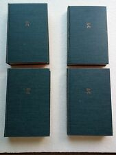 The World of Mathematics, Full set of 4 by James R. Newman 1956, Excellent. L@K