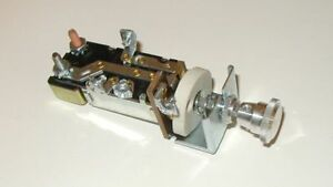 12V Universal Headlight Switch 28 30 32 34 Ford Chevy c