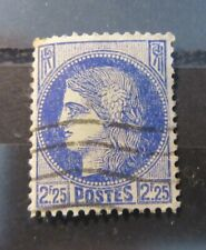 Frankrijk France Ceres (2,25) 1939
