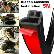 Universal 5M Upgraded L Shape Rubber Seal Strip Hidden And Lossless installation