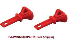 STENS REPLACMENT MTD PART # 951-10630 SNOW BLOWER IGNITION KEY 2 PACK 731-05632