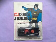 Corgi Juniors 69 Diecast Batmobile (On card)