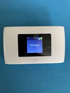 Sprint ZTE Warp Connect MF920VS 4G WiFi MiFi Mobile Hotspot Modem Tested