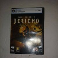 Clive Barker's Jericho - PC - Video Game - Complete