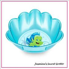 AUTHENTIC DISNEY THE LITTLE MERMAID FLOUNDER MEAL TIME BOWL BPA FREE NEW