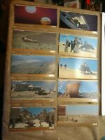 STAR WARS TRILOGY SPECIAL EDITION 1997 TRADING CARD SET 1-72 TOPPS WIDEVISION