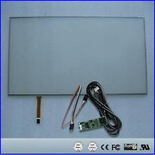 "18.5inch 424x243mm 4Wire Resistive Touch Screen Panel USB kit for 18.5"" monitor"