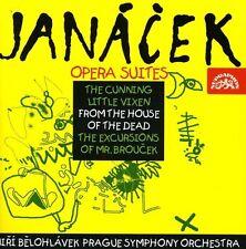 Jir Belohl vek, L. Janacek - Opera Suites [New CD]