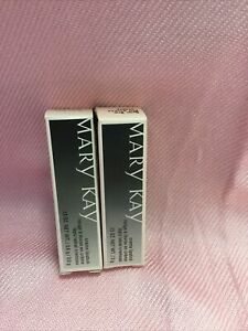Mary Kay Crème Lipstick Lot Of 2 Downtown Brown - NIB - O