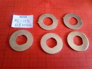 Penn Part 7C-115 Drag Washer Metal #1181044 Real Senator 9/0 114HLW 6/0