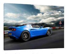 Lotus Elise S 30x20 pulgadas lienzo-Impresión Pared Arte enmarcado cuadro