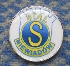 STAL NIEWIADOW POLAND FOOTBALL FUSSBALL SOCCER PIN BADGE