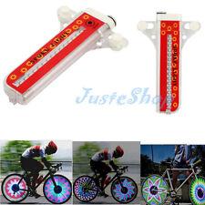 2pcs 32 LED Patterns Cycling Bike Bicycle Wheel Flash Light Signal Spoke Light