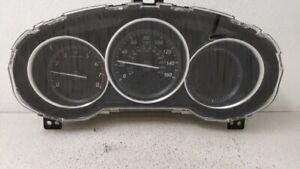 2013-2014 Mazda Cx-5 Speedometer Instrument Cluster Gauges 91699