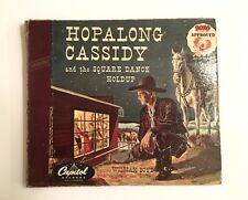 HOPALONG CASSIDY AND THE SQUARE DANCE HOLDUP STARING WILLIAM BOYD