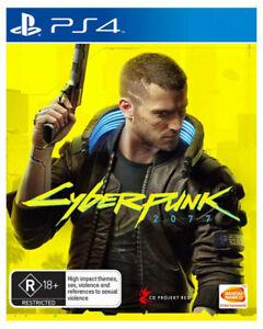 Cyberpunk 2077 -- Day One Edition (Sony PlayStation 4, 2020)