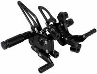 New CNC Rearset Footpegs Rear set Fit Ducati 899 959 1199 1299 Panigale 12-16