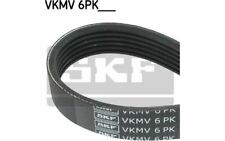 SKF Keilrippenriemen 1670mm 6 Rippen für FORD TRANSIT VKMV 6PK1670 - Mister Auto