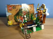 LEGO 7411 Tygurah's Roar Adventurers Orient Expedition (2003)