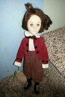 Wonderful Effanbee Collector Doll-Absolutely Abigail Collection: Cousin Jeremy