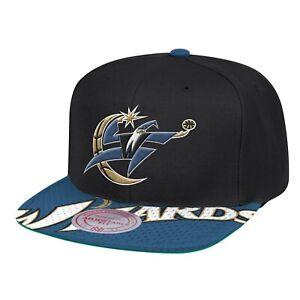 Washington Wizards Vintage Mitchell & Ness SHOT HOOK Snapback NBA Hat