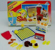 Vintage Pedigree Sindy Doll Beach Party Balgnade Accessories Set