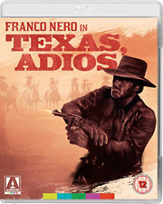Texas Adios BLU-RAY NEW