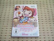 Cooking Mama World Babysitting Mama für Nintendo Wii und Wii U *OVP*