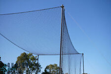 CW Cricket Net With Roof 100 *10 Batting Practice Backyard Cage Fast Shipping