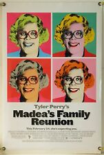 MADEA'S FAMILY REUNION DS ROLLED ADV ORIG 1SH MOVIE POSTER TYLER PERRY (2006)