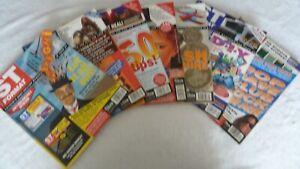 AMIGA ST FORMAT MAGAZINES x 7 ISSUES 1992