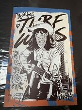 Faile Turf Wars art print signed and numbered