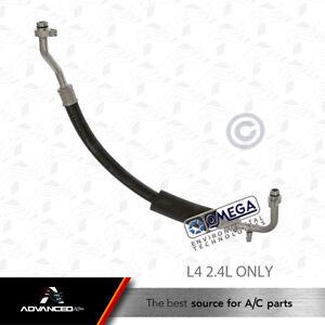 AC A/C Suction Line Fits: 2000 01 02 03 2004 Nissan Frontier Xterra L4 2.4L ONLY