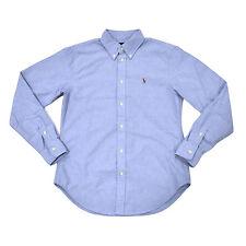 Ralph Lauren Oxford Womens Shirt Button Down Pony Logo Classic Fit Rl New Nwt