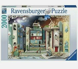 NEW RAVENSBURGER  BRAND NEW SEALED  Novel Avenue 2000 Piece Jigsaw Puzzle