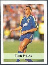 THE SUN SOCCER 1990/91- #273-WIMBLEDON-TERRY PHELAN