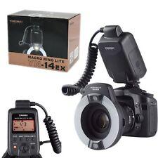 YONGNUO YN-14EX Macro Ring LITE Flash Light for Canon EOS DSLR Camera as MR-14EX