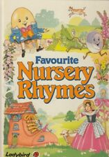 Favourite Nursery Rhymes with Illustrations by Ken McKie Ladybird Books 1985