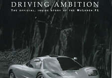 USED (GD) Driving Ambition: The Official Inside Story  of the McLaren F1 by Doug